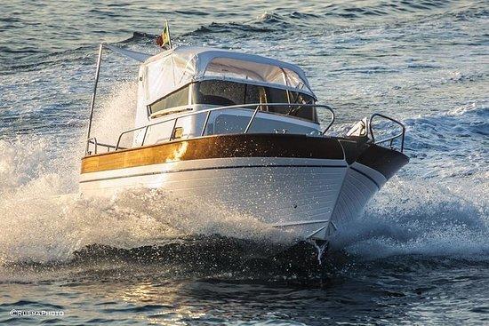 波西塔諾和阿馬爾菲私人之旅-25英尺船
