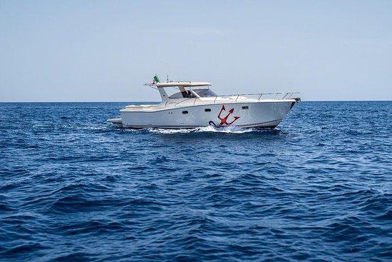 波西塔諾和阿馬爾菲私人之旅-獨家快艇