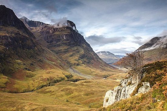 Classic Tour, our popular 1-Day tour of The Highlands of Scotland...