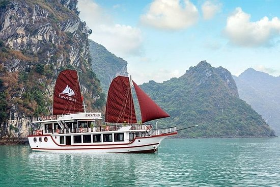 Halong & Lan Ha Bay Full Day Cruise...