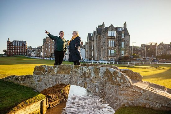 Scottish Hidden Gems Day Trip: St. Andrews & Fishing Villages Private...