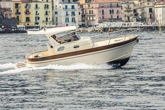 卡普里島和波西塔諾經典私人遊艇-25英尺經典船