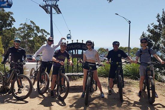 Full guidet E-Mountain Bike Tour på den vakre Mornington Peninsula.