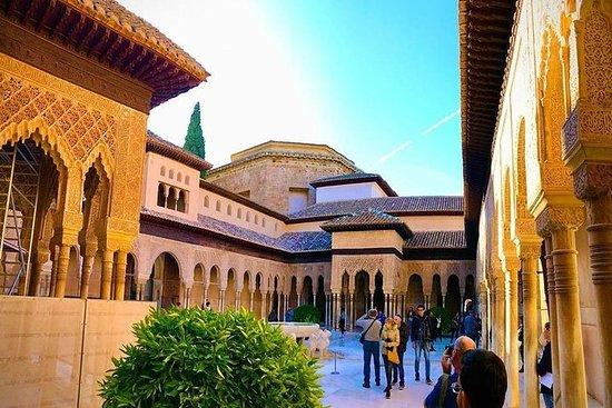 Tour guidato privato Alhambra