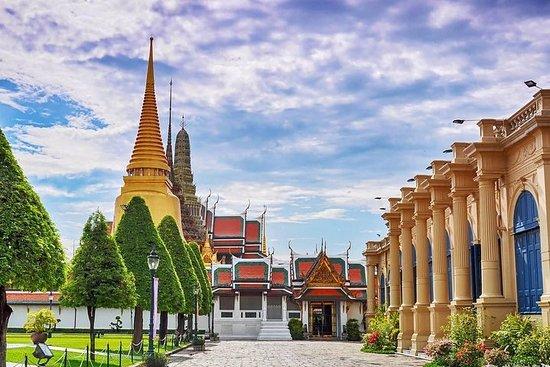 Ganztages-Stadtrundfahrt durch Bangkok...
