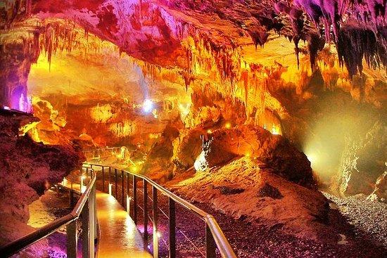 Visite des canyons dans la région...