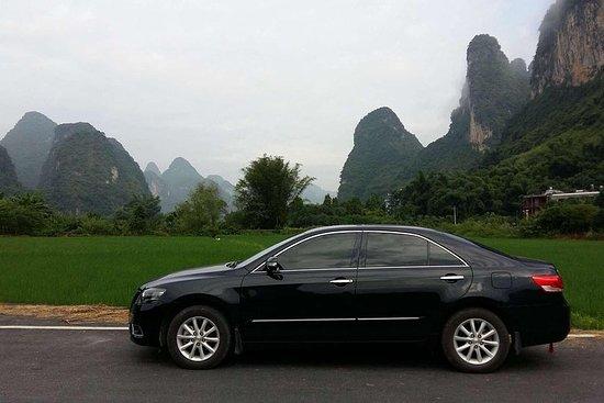 Private Transfer from Jiuzhaigou Valley hotel to Chengdu hotel