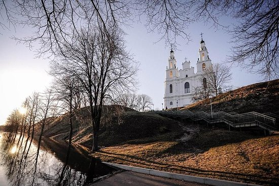 Sightseeing tour to Polotsk