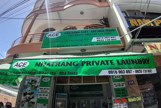 Nha Trang Private Laundry and Luggage Storage