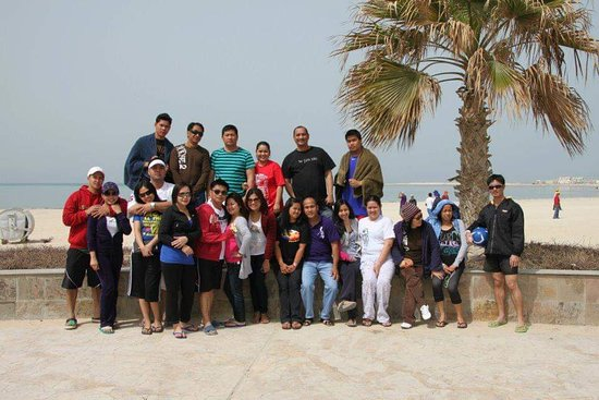 Dukhan Escapade with Ateneo Batch '92