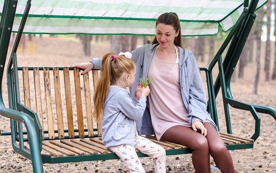 Staryi Saltiv, Ukraine: детский отдых на базе Залив