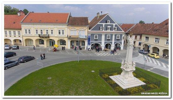 Pozega, โครเอเชีย: Gradski muzej Požega