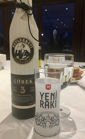 Gobek Raki Picture Of Fish House Izmir Tripadvisor