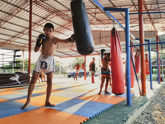 Nawaphol Muay Thai Gym