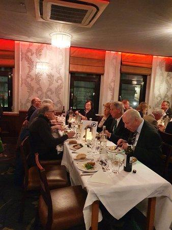 Met Police Walking Club Annual Dinner - Superb Services