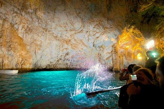 Ravello + Amalfi + Emerald grotto ...