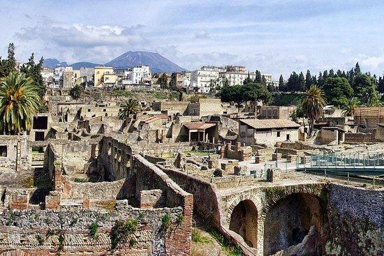 Bezoek Pompeii, Vesuvius, Herculaneum ...