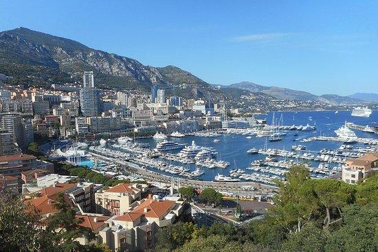 専門ガイドによるモンテカルロとモナコの観光ウォーキングツアー