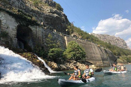 Neretva kayak canoe safari