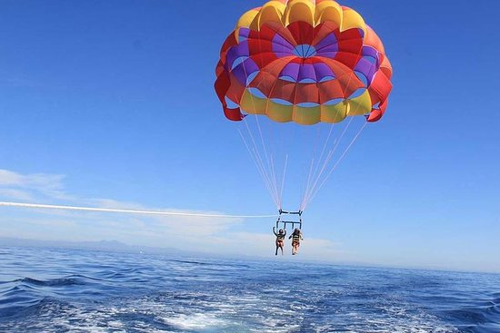Full-Day Bali Water Sport Adventure and...
