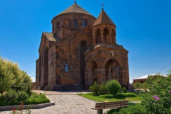 Echmiadzin(Hripsime,Gayane,母親大教堂),Zvartn...