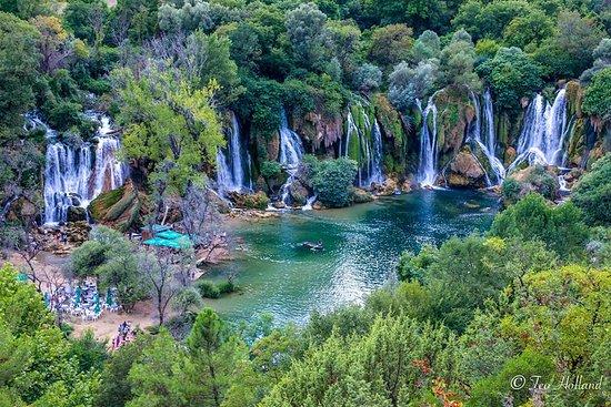 Međugorje & Kravice watervallen dagtour ...