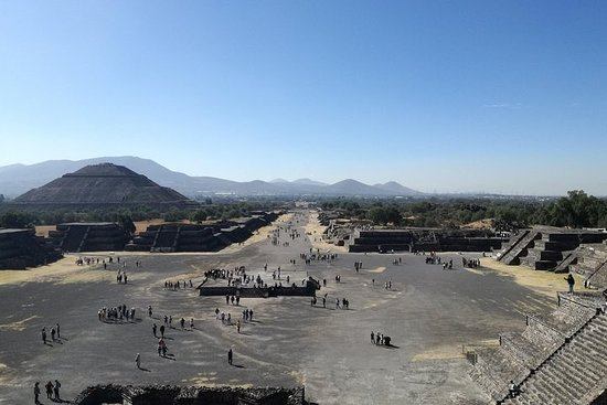 ⭐ Teotihuacán morgenvandring ⭐