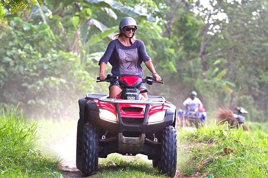 Full-Day Bali ATV Ride Adventure and...