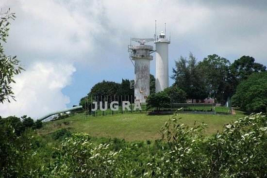 Malaysian countryside & modern city...