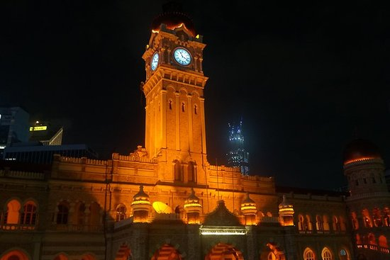Kuala Lumpur Nocturnal Tour