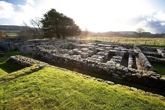 Chesters Roman Fort & Museum - Billet...