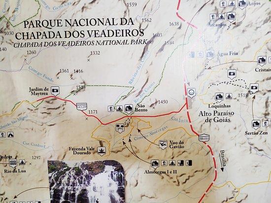 Cânions. - Foto di Rio Preto Canyon, Vila de Sao Jorge - Tripadvisor