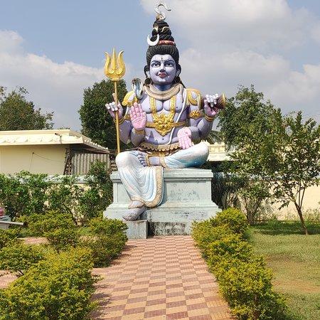 Kanipakam Vinayaka temple garden.