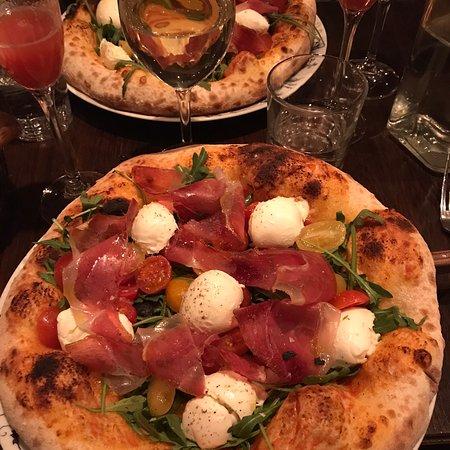 Fantastisk pizza