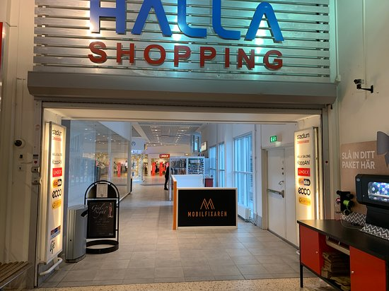Hälla Shopping