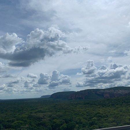 Национальный парк Серра-да-Капивара: Lugar Fantástico para conhecer um pouco da nossa história