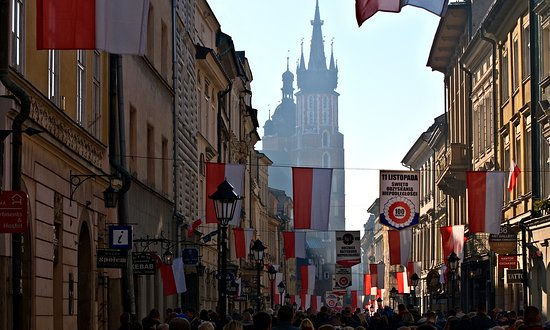 Cracow Time