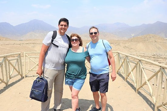 Caral, the oldest civilization in the America's / 1 day tour from Lima