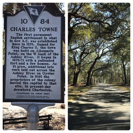 Charleston history and beauty