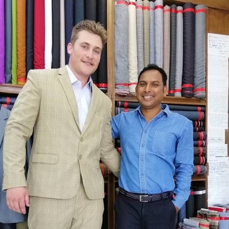 Armani Fabric's & Tailors