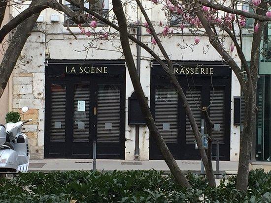 La Scene Brasserie: La Scène Brasserie