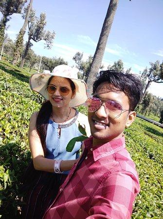 Visit to Munnar tea garden