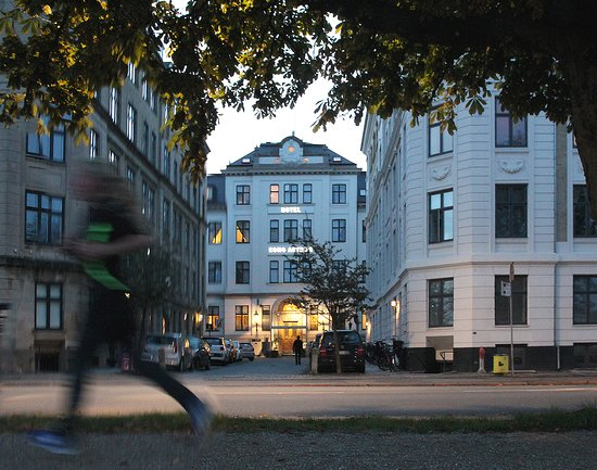 Hotel Kong Arthur, hôtels à Copenhague