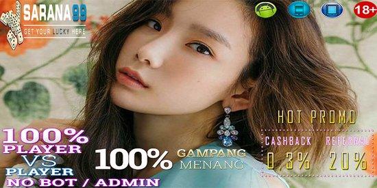 Agen Domino Situs Poker Bandarq Judi Online Sarana99 Picture Of Indonesia Asia Tripadvisor
