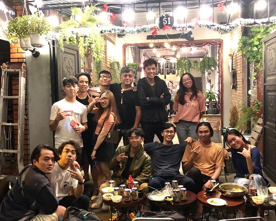 An Hai Dong, Vietnam: Lasan House and Drinks