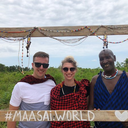 ‪Maasai World‬