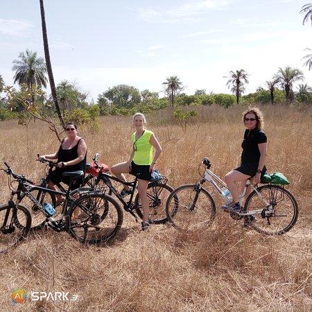 Marakissa, Gambia: Somewhere in the west coast region