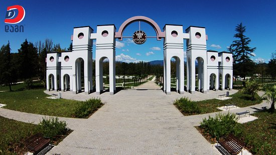 Цхалтубо, Грузия: Tour to Tskaltubo Park from 5 $