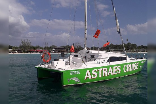 Astraes Catamaran Cruise