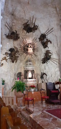 Ferrara di Monte Baldo, Italy: Santuario Basilica Madonna della Corona